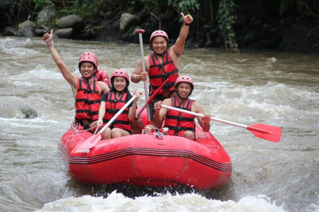 White Water Rafting Bali