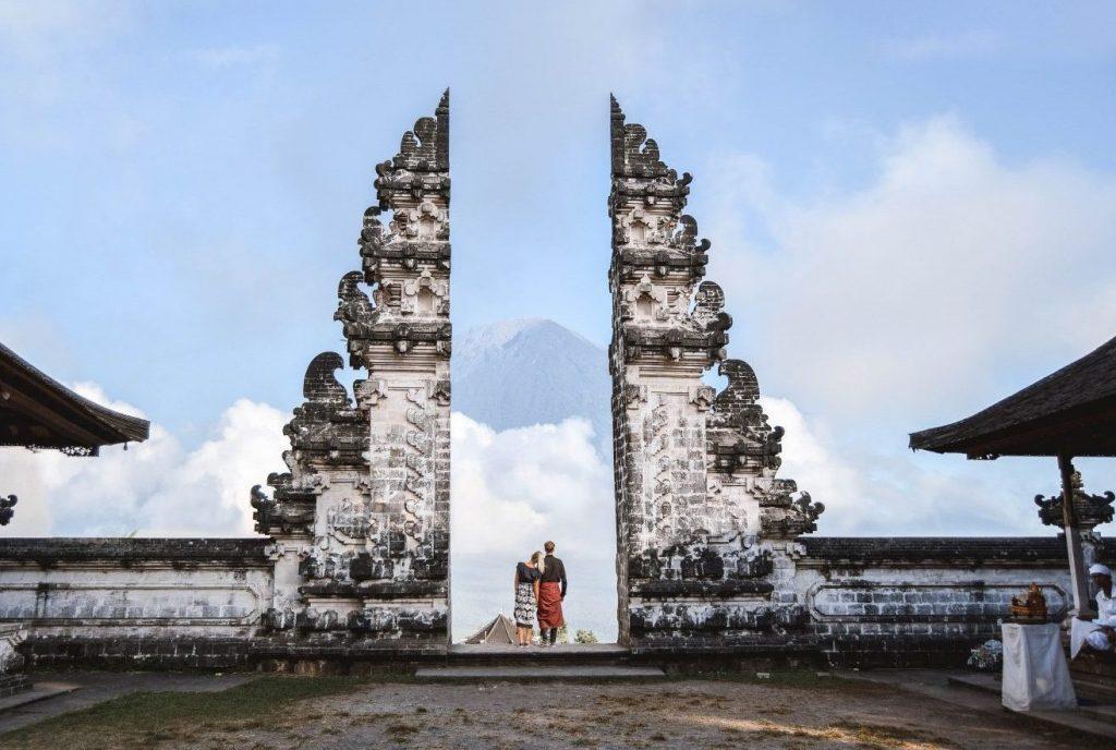 Lempuyang Bali Gate of Heaven