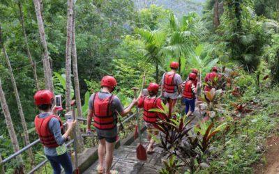 Ubud Monkey Rafting Tour