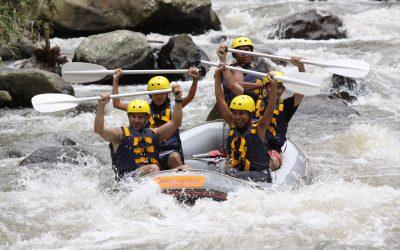 Bali Best River Rafting
