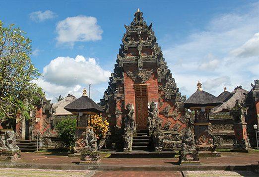 Batuan Village Temple