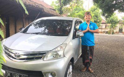 Bali Private Car Driver Hire