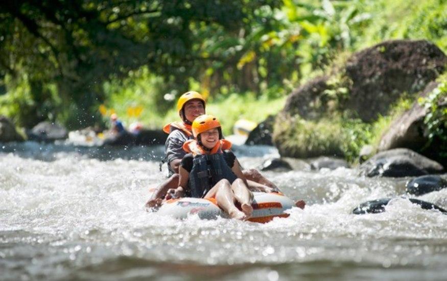 Bali Tubing Experience - TEMPAT REKREASI AIR TERKENAL DI BALI