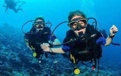 USS Shipwreck Scuba Dives