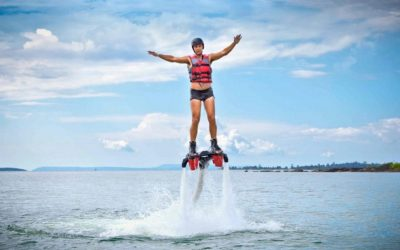 Flying Water Board