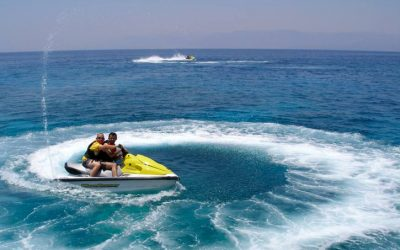 Banana Sea Walk Jet Ski