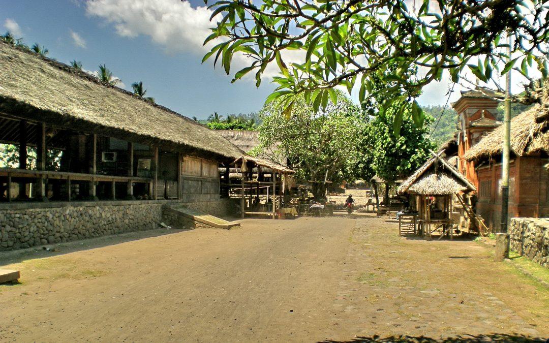 TengananTraditional Village