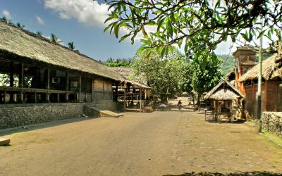 TengananTraditional Village
