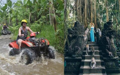 Quad Biking and Ubud Tour